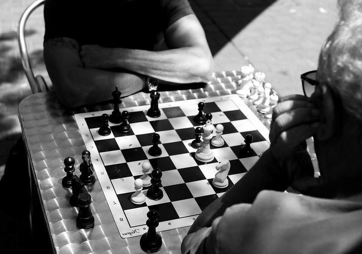 satranc oyunu hamleleri
